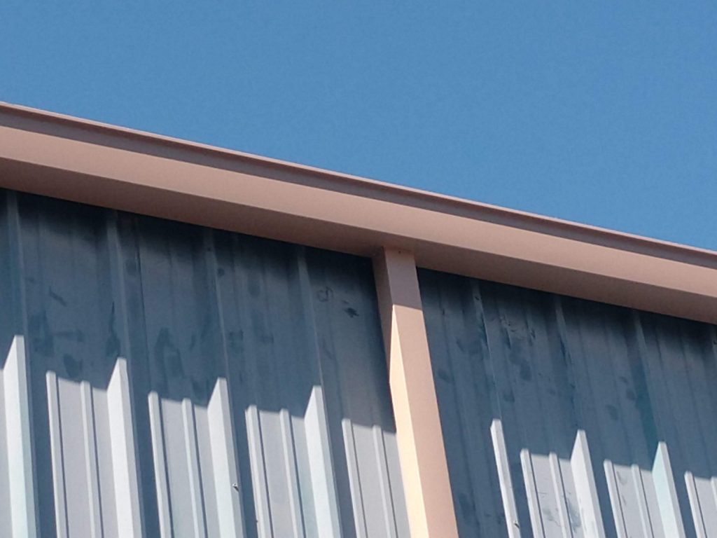 Downspout by dunn seamless gutters