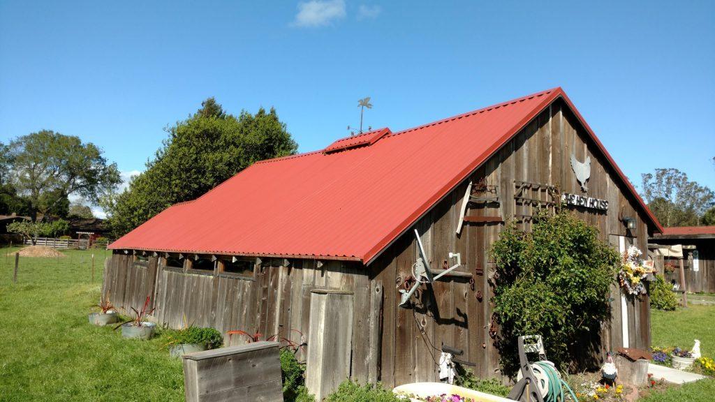 metal roofing company santa rosa ca