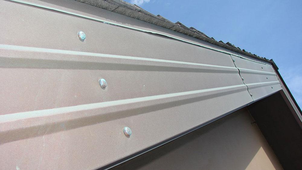 dunn seamless gutters custom metal 11