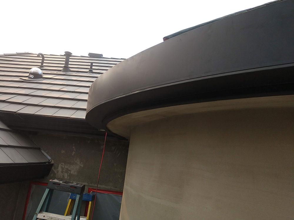 dunn seamless gutters custom metal 7