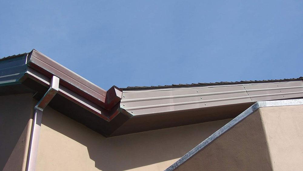 dunn seamless gutters custom metal