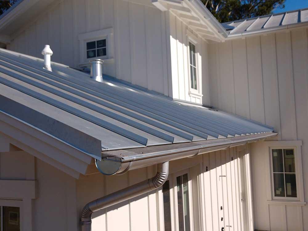 dunn seamless gutters metal roofs 14