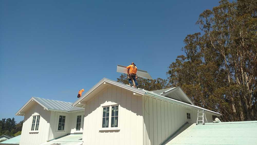 dunn seamless gutters metal roofs 16