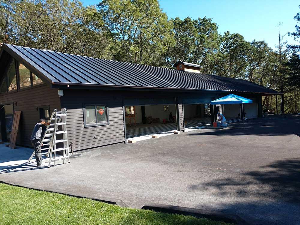 dunn seamless gutters metal roofs 5